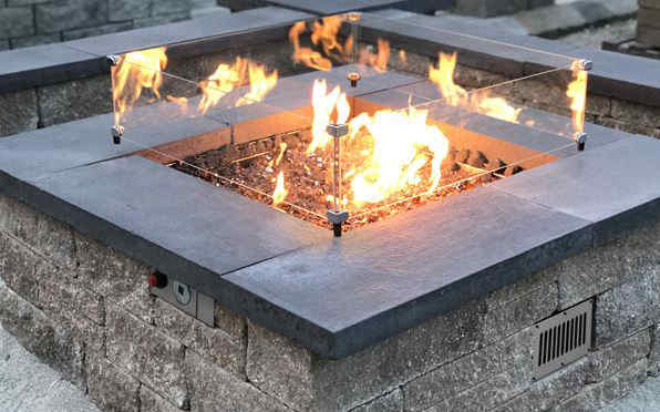 Natural Gas Fireplaces Amp Fire Pits Propane Southwest