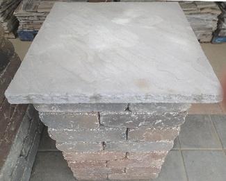 Slate-stone-cap