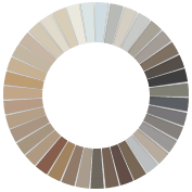 mortar dye & color for veneer