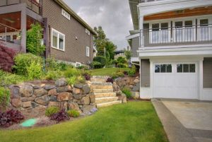 retaining walls for slopes and hills