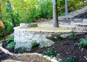 Stop Erosion with Retaining Walls
