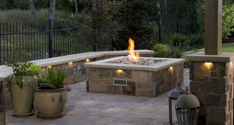 Natural Gas Fireplaces Fire Pits Propane Southwest Stone Supply