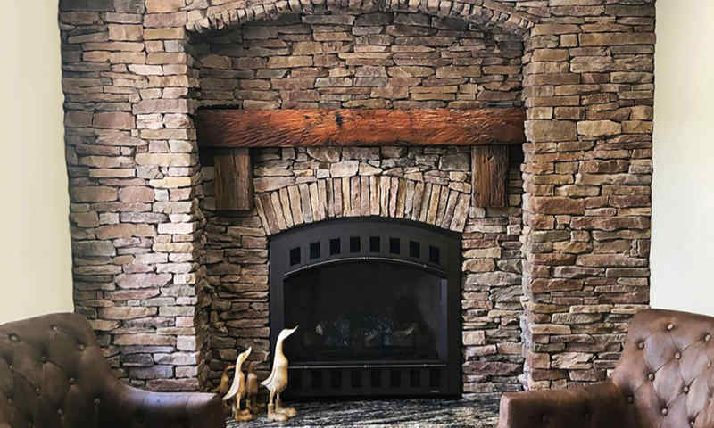 Stone Fireplace Surround Ideas You Ll Love Columbia Mo