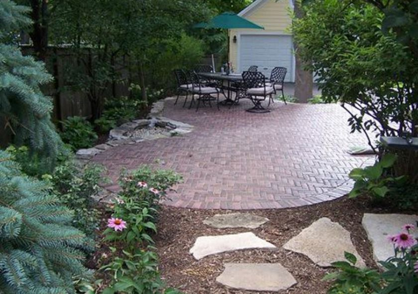 Patio and Landscape supplies