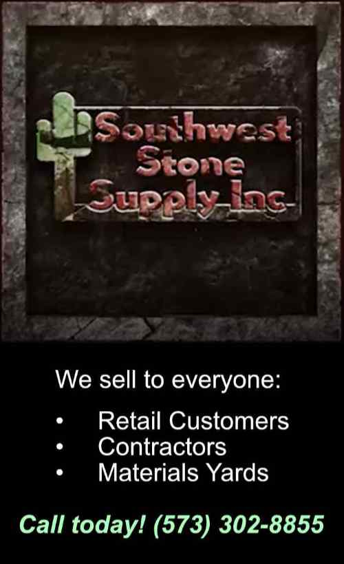 We sell to everyone - retail customers, contractors, landscaping materials yards